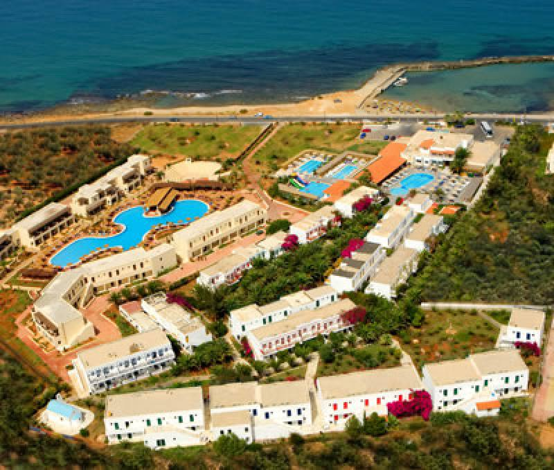 Hotel Stella Village - Analipsis - Heraklion Kreta